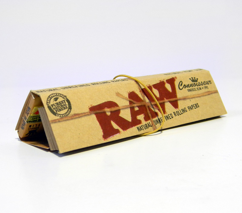 how to use raw papers with tips