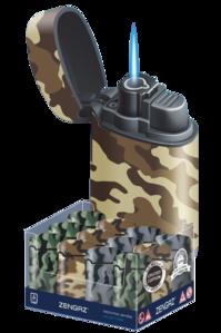 Zengaz army jet